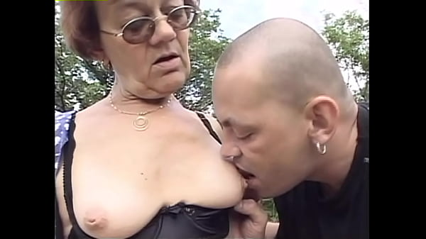 Hey My Grandma Is A Whore #10 – I was watching your grandma while she was fucking