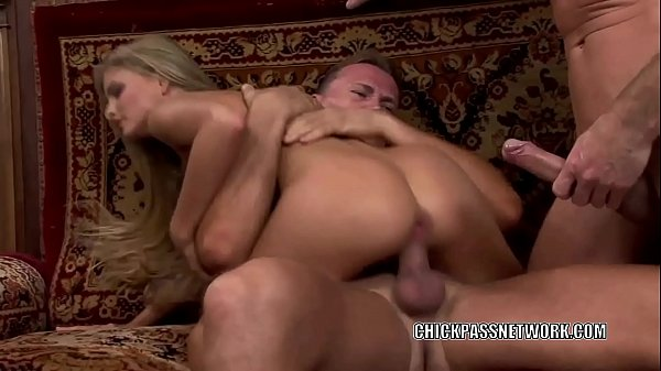 Cayenne Klein is banging two guys