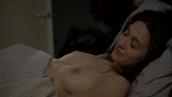 Emmy Rossum - Topless in Shameless Sex Scene - (uploaded by celebeclipse.com)