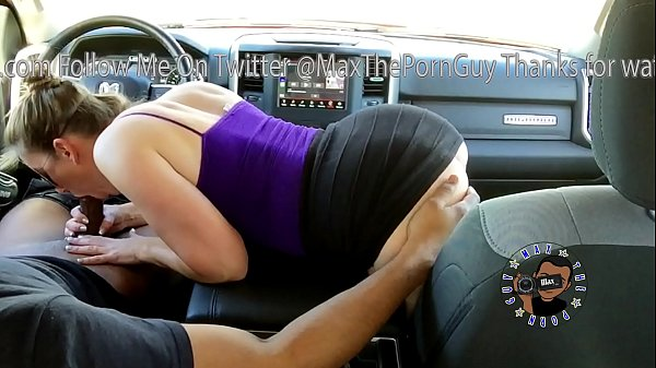PIPE5BTS: OLIVIA JUGGS MAKES ME PULL OVER AND BLOWS ME - MaxThePornGuy