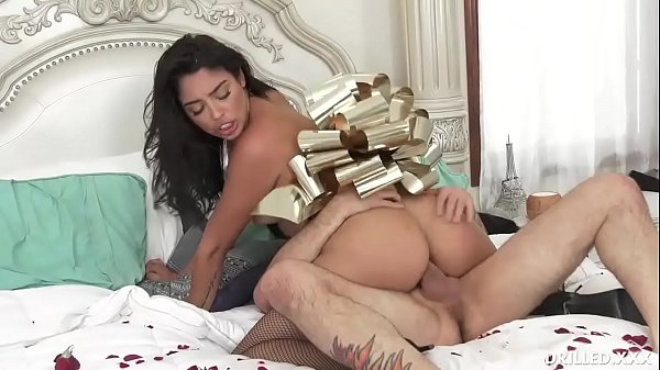 Brunette Wife Gets Her Big Ass Fucked By Husband as Anniversary Gift Thumb