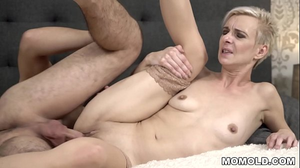 Mature Loves Young Cock