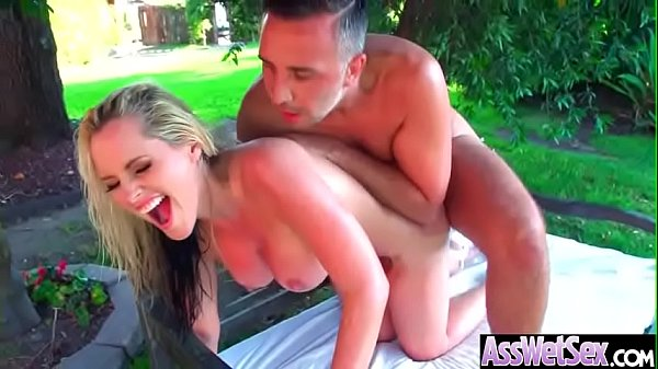 (Alena Croft) Luscious Girl With Round Big Ass In Hard Anal Sex movie-04