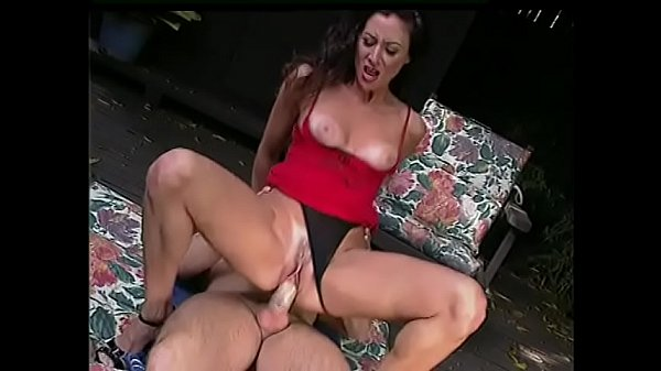 k. hot brunette glady blows dick and gets it deeply inside her shaved cunt Thumb