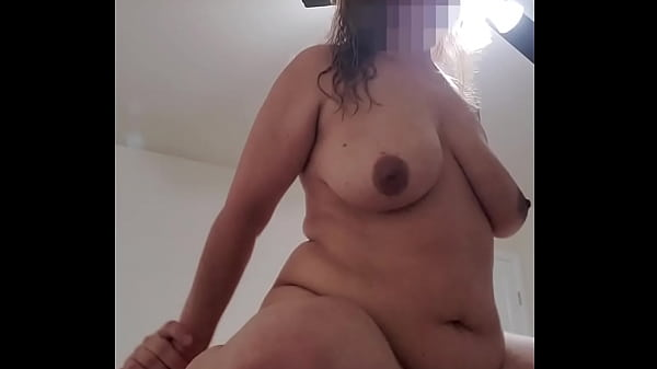 Thick Mexican Wife With Nice Big Tits Fucking Reverse Cowgirl, WAP
