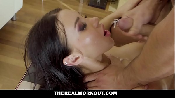 TeamSkeet - Russian Girl Fucked By Huge Cock After Workout