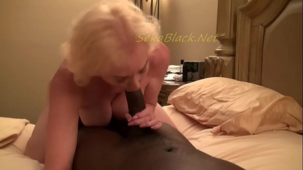 Seka Explores Interracial and This MILF Has Her First Fuck Experience With a Black Bull