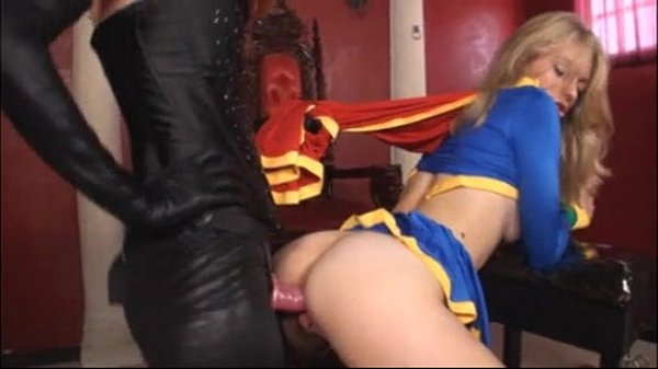 The v. of Super Girl - Alli Rae, Kendra James