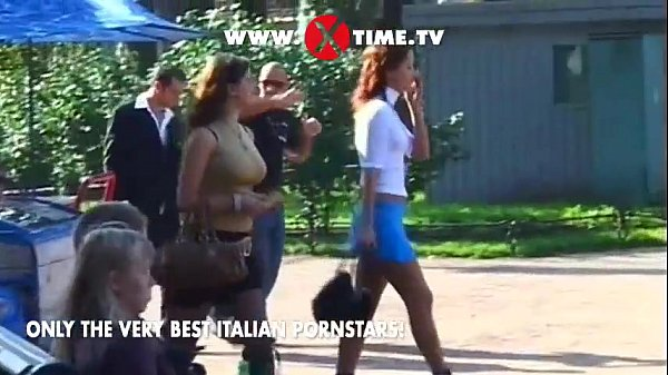 Two titty gilrs picked up on the street