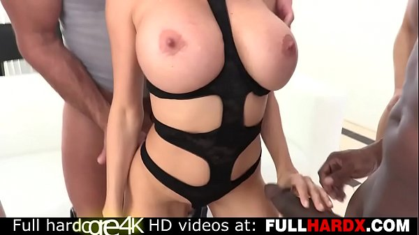 Busty Alexis Fawx hammered DP in gang bang (Ramon Nomar , Alexis Fawx , Jessy Jones , Mick Blue , Prince Yahshua , Donny Sins)