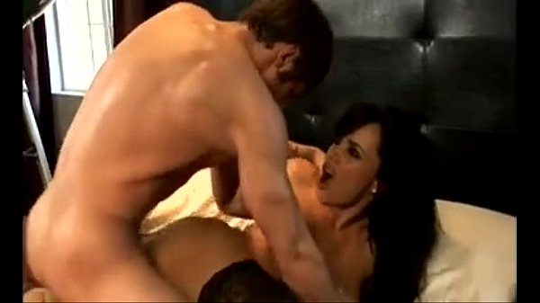 Lisa Ann Seduces A Young Man