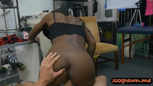 Ebony sells traditional mask and pumped