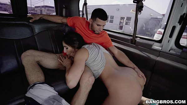 PAWG Pornstar Abella Danger on The Bang Bus for First Time (bb15784) Thumb