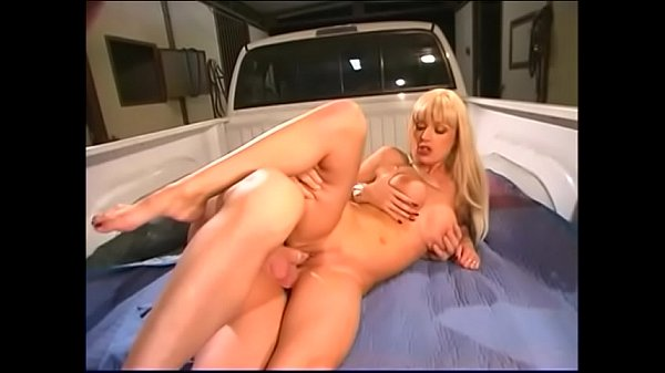 Young Brittish hottie Layla Jade with big boobs was gone up the old dirt road by handsome fellow in his pickup truck