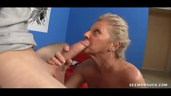 Her step son GOT SUCKED OFF - Epic Amateur Mom Thumb