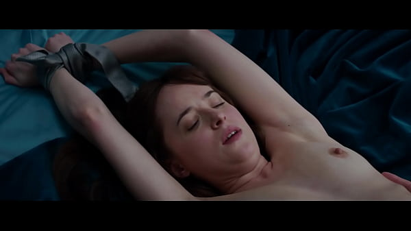 Dakota Johnson - Nude and tied up in Fifty Shades of Grey - (uploaded by celebeclipse.com) Thumb