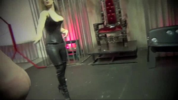MY BULLWHIPS ARE RUTHLESS. Starring Mistress Ja...