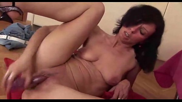 Hot girl masturbating with her Rabbit vibrator Thumb