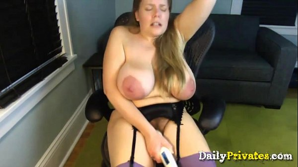 Mature Busty Lactating Woman