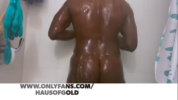 Naked TrumpeterXXX Solo in the shower