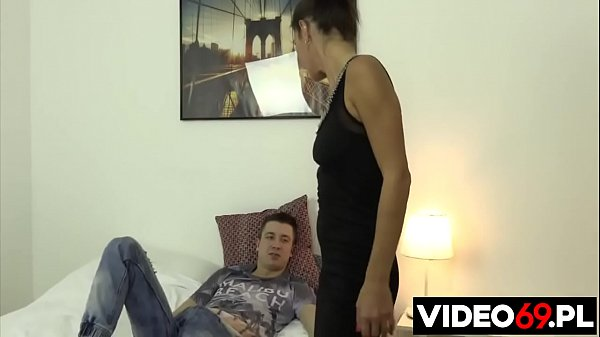 Polish porn - Step mom fucks step son while husband is at work