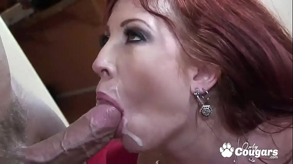 MILF Brittany Oconnell Drains A Dick Dry