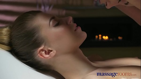 Massage Rooms Russian model tight hole fucked Asian lesbian