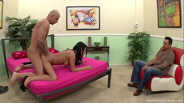 Thanks for fuck my wife's pussy! - Adriana Rossi
