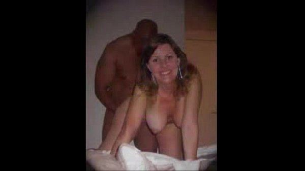 Blonde black interracial love sex