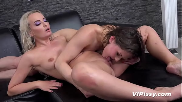 Hot Lesbians Find Plenty Of Ways To Play With Piss