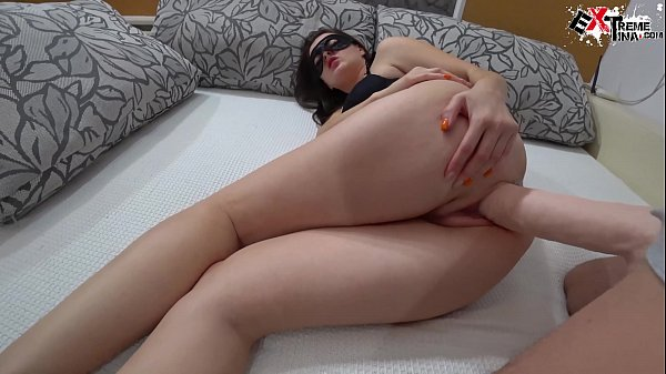 Fucked Huge Cock Tight Ass - Play with Sex Toys