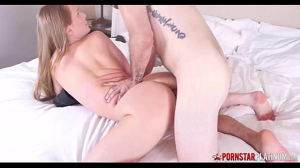 PORNSTARPLATINUM Adorable Daisy Stone Anal Fucked After BJ