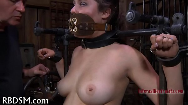Torturing gal with vibrators Thumb