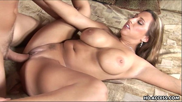 Milf with plumpy boobs gets her pussy dicked down hard on gotporn