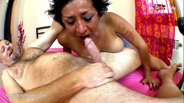 My Dirty Hobby - Spanish MILF slut gets penetrated hard Thumb