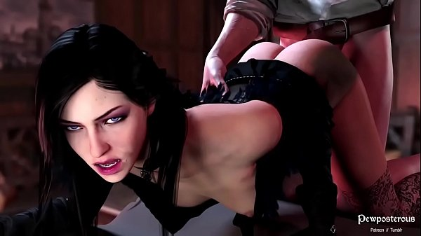 FapZone // Yennefer (The Witcher 3)