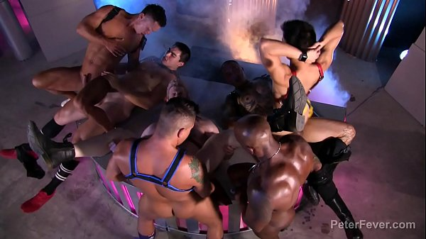 2019-01-11 02:31:05 - Seven Superheroes in Massive XXX Orgy from PeterFever's Porn Parody GAYVENGERS: The Domination of Phallos 6 min  1080p http://www.neofic.com
