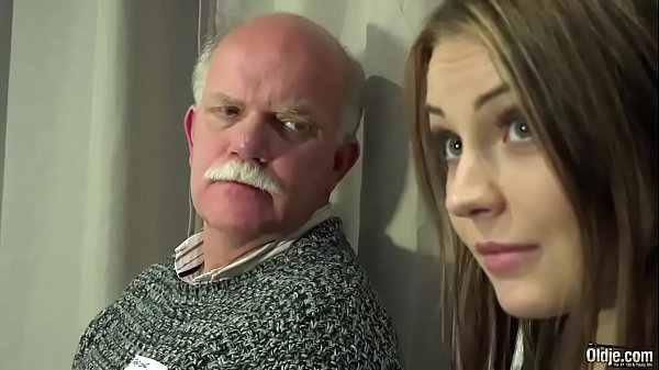 Old Young Porn Teen Gangbang by Grandpas pussy ...