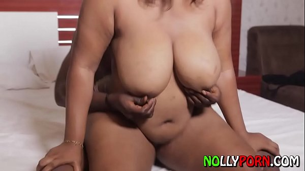 Jerry Rides His African BBW Cousin's Soft Pussy...