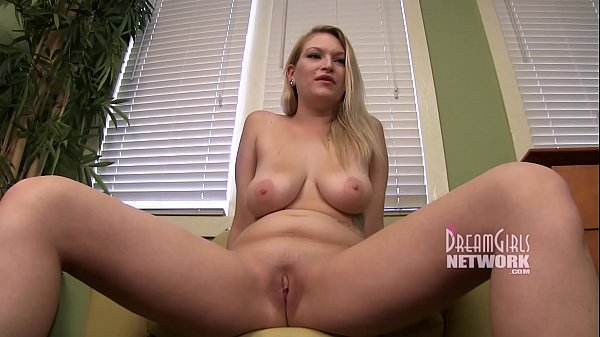 New Girl Spreads Pussy Wide Thumb