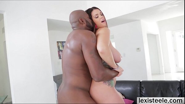 Hot Alison acknowledges wild interracial sex with Lex