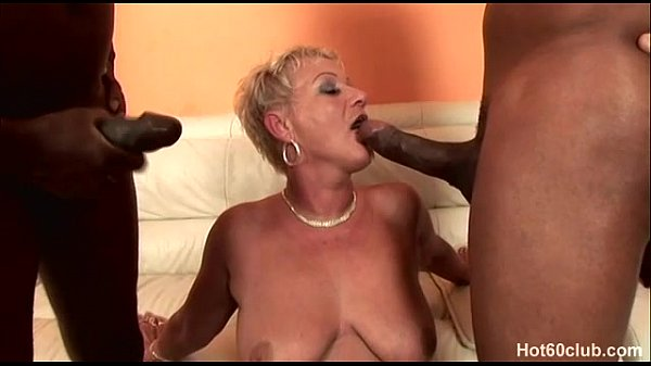 Two Black Cock Mature