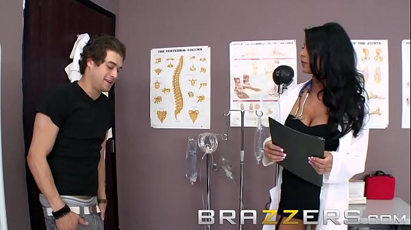 Doctors Adventure - Dirty doctor (Jessica Jaymes) Take Up The Stethoscope And Fucks - Brazzers Thumb