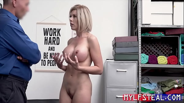 MILF Steals And Pays The Price As Punishment- Amber Chase