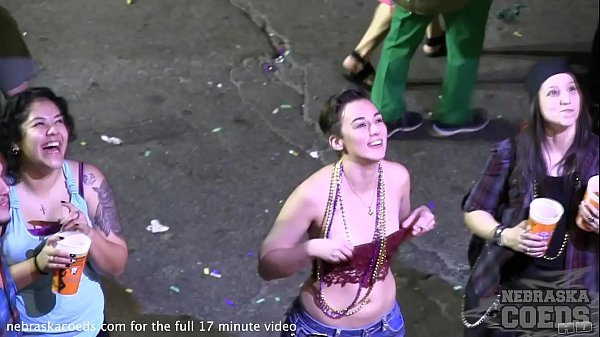 more hot mardi gras action from our bourbon street condo
