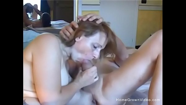 Fucking my busty blonde wifes ass in our hotel room