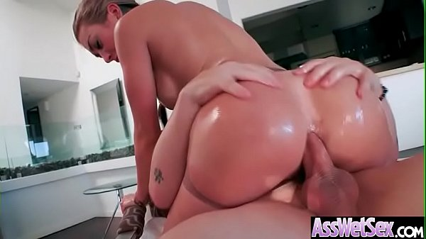 (Kat Dior) Hot Girl With Huge Round Ass Love Anal movie-17