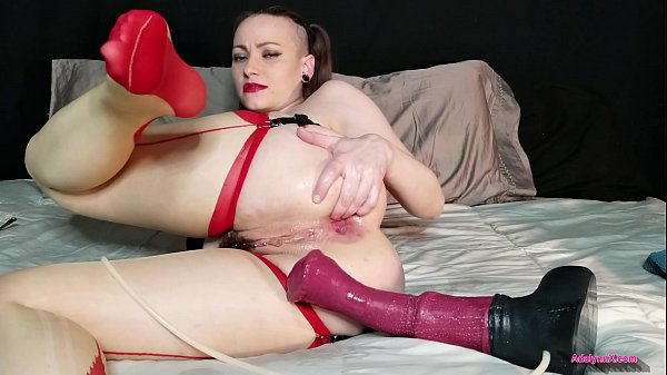 AdalynnX - Thick Anal Creampie With Chance Flar...