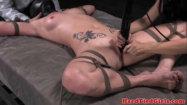 Masked sub Veruca James in big trouble