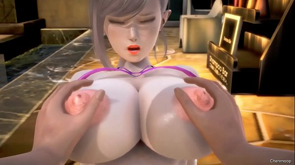 3D hentai 17 Dark Elf